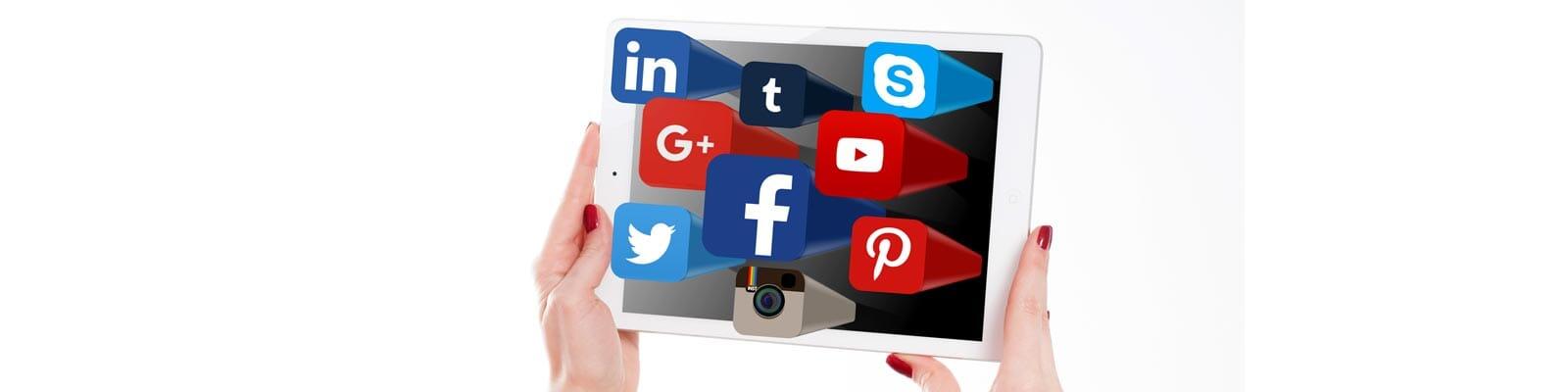 Social marketing for Lead Internet Marketing